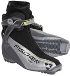 Cross-country ski boots combined