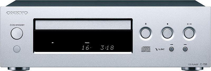Kompaktní CD přehrávač