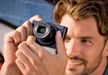 Kompakt Sony fényképezőgépek