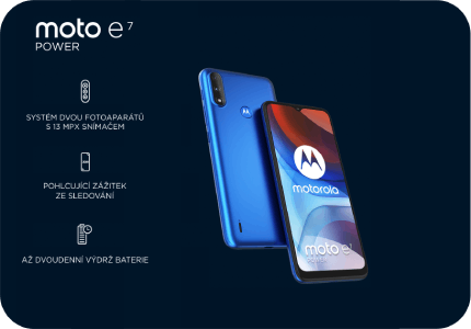 Mobil Motorola Moto E