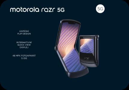 Mobil Motorola Razr