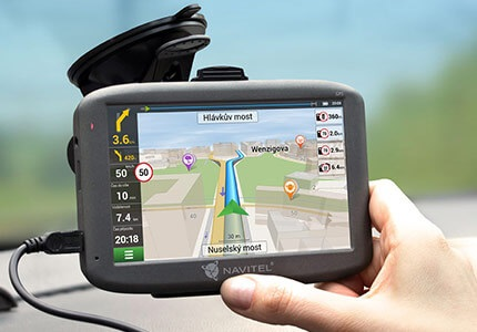 Autonavigace Navitel