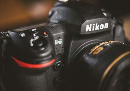 Digitální zrcadlovka Nikon D5