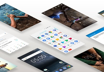 Chytré telefony Nokia