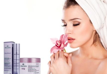 Telová kozmetika Nuxe