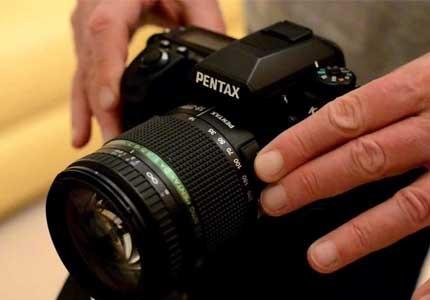 Objektivy pro fotoaparáty Pentax