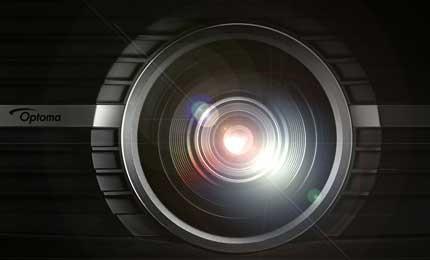 4K projektory Optoma