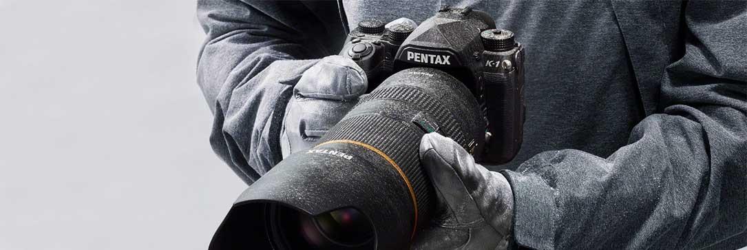 Fotoaparáty Pentax