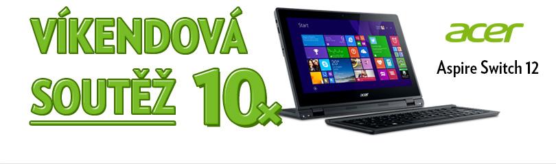Soutěž o 10× tablet Acer