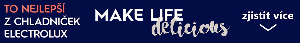 Electrolux - Make life delicious