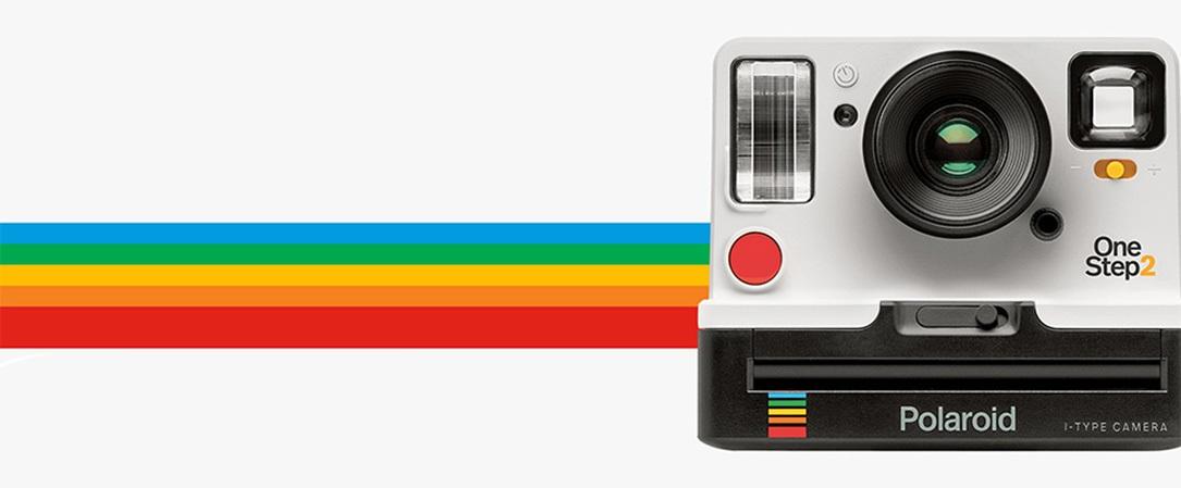 Instantní fotoaparáty Polaroid