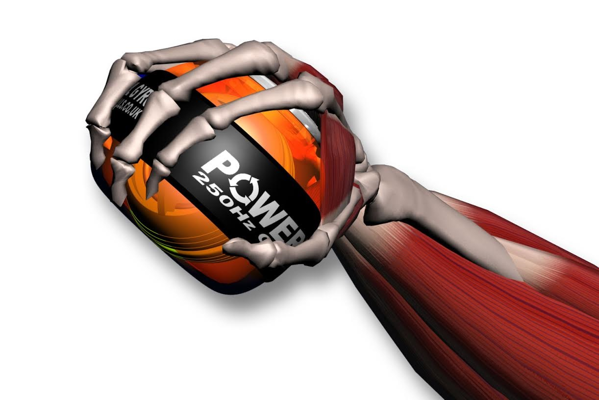 Powerball - perfect for exercise and physiotherapy