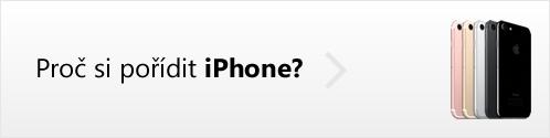 Proč si pořídit iPhone