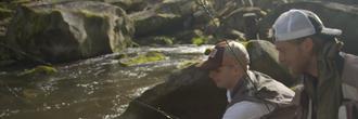 Jak chytat pstruhy: Jak na ryby s Jakubem Vágnerem