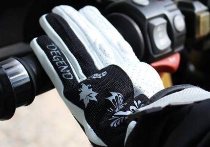 Moto rukavice a motoboty Cappa Racing