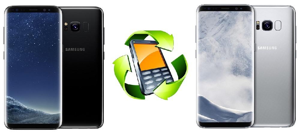 Samsung Galaxy S8 a S8+ - sleva 2 500 Kč za starý mobil