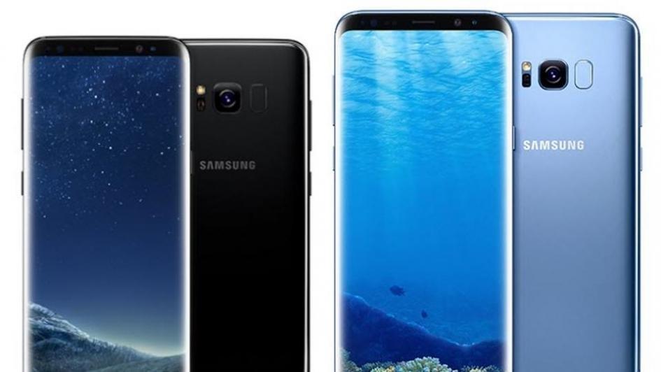 Samsung Galaxy S8 a S8+