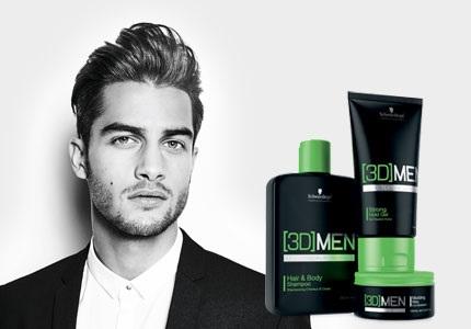 Schwarzkopf professional pánska vlasová kozmetika