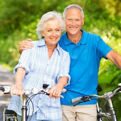 Seniorské elektrobicykle