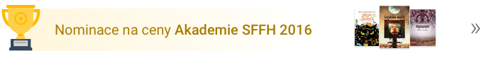 Ceny Akademie SFFG 2016