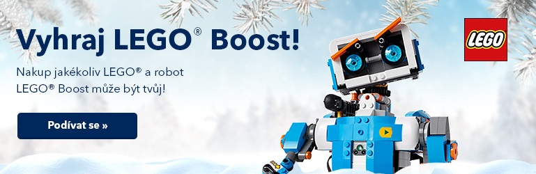 LEGO Boost soutěž
