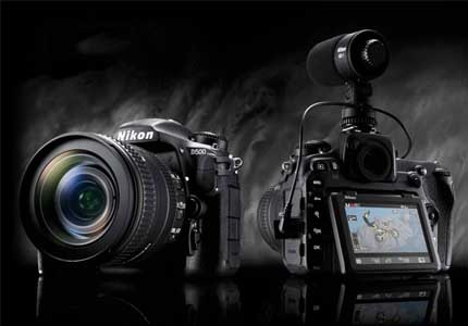 Špičkové zrcadlovky Nikon