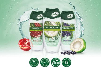 Sprchové gely Palmolive