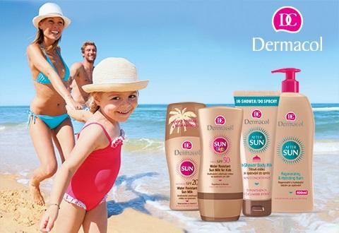 tělová kosmetika Dermacol