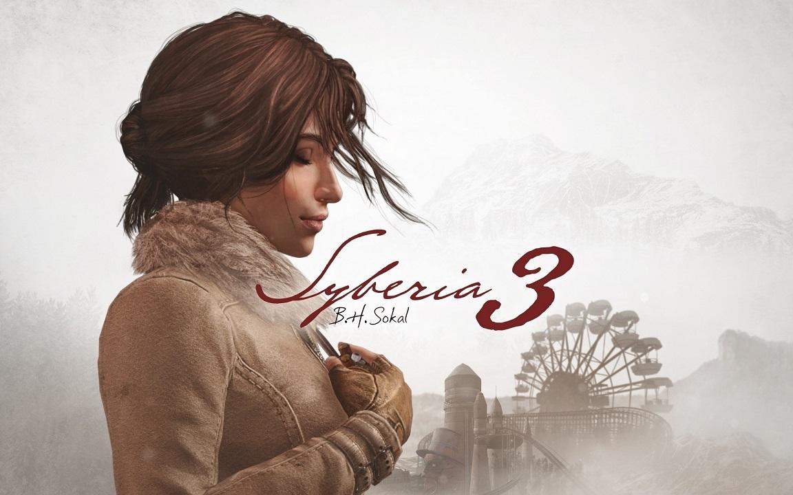 Syberia 3; hlavní hrdinka