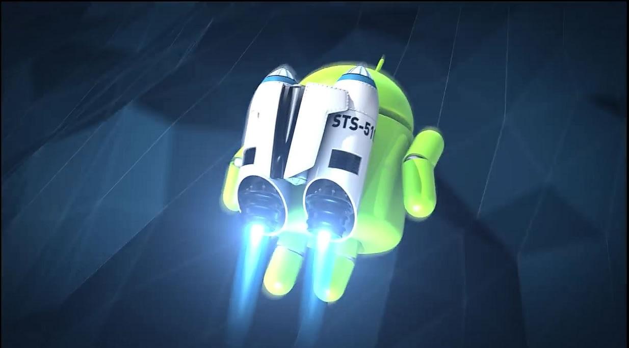 Tovární nastavení - Android