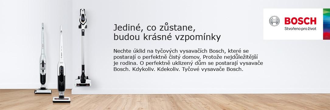Tyčové vysavače Bosch