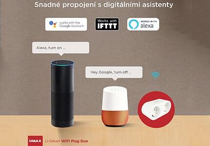 Chytrá domácnost IoT