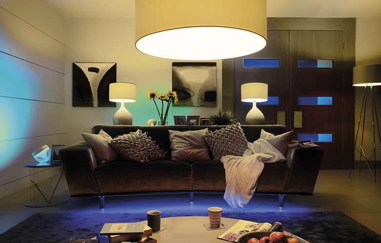 Úprava světla v místnosti