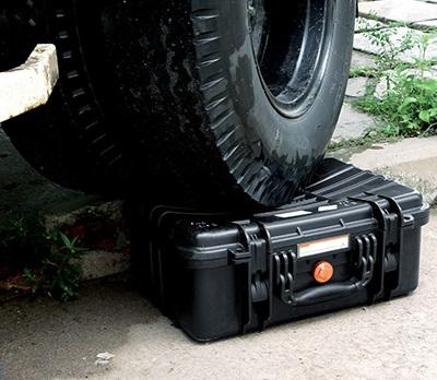 Odolné foto kufry Vanguard Supreme