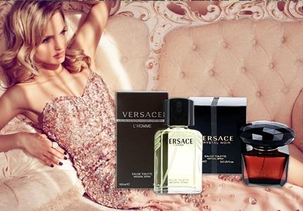 Versace parfumy