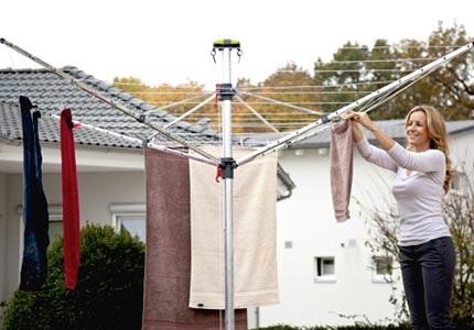 sušák na prádlo Vileda