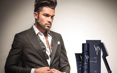 Vlasová kozmetika pre mužov Wella Professionals