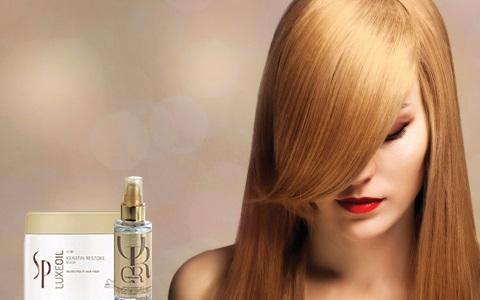 Vyživujúce vlasové prípravky Wella Professionals