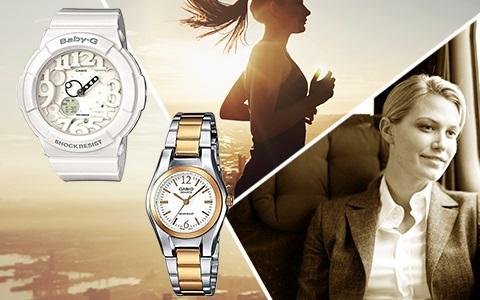 Dámské hodinky Casio