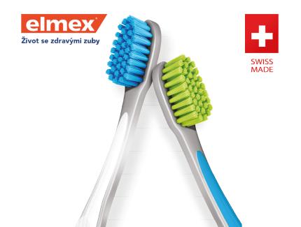 Zubní kartáčky elmex