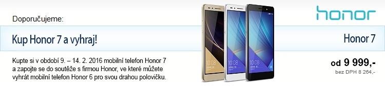 Honor 7 soutěž