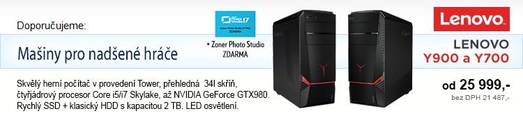 Lenovo Y700+Y900