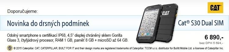 Caterpillar CAT S30 Dual SIM