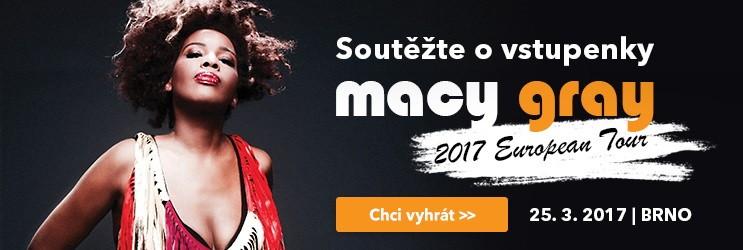 Soutěž Macy Gray