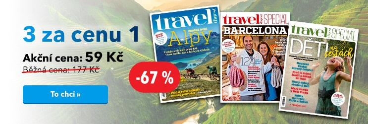 Travel Digest - 3 za cenu 1