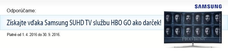 Samsung TV + HBO