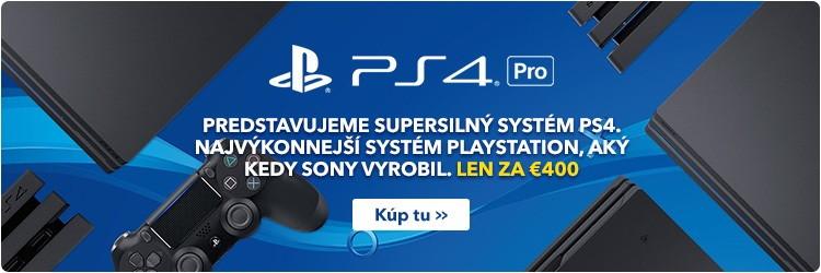 Sony Playstation 4 - 1TB PRO