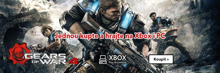 Xbox - GOW4 play anywhere