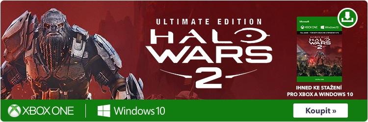 Xbox - Halo Wars 2 v prodeji