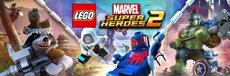 LEGO Marvel Super Heroes II